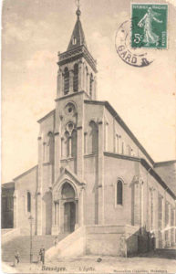 Eglise de Bessèges