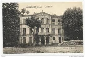 Mairie de Bessèges ancienne