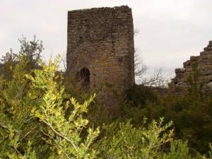 Tour du guet de Castillon